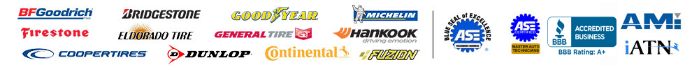 Tire Brands in Grand Rapids MI, Wyoming MI and Saranac MI at Real Pro Auto Service